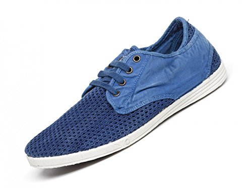 Natural World Eco 310E Sneaker 616 Blau Herren Blau