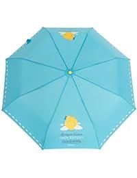 Mr. Wonderful  - Paraguas mediano : aunque llueva, hoy estoy radiante