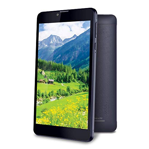 iBall Slide Spirit X2 Tablet (8GB, 7 inches, 4G) Black, 1GB RAM Price in India