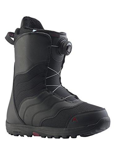 Burton Damen Mint Boa Snowboard Boot, Black, 6.5 6.5 Snowboard-boots