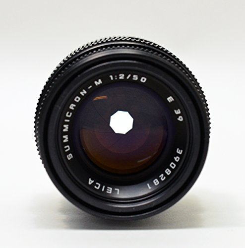 Deals For Leica 50mm f/2.0 Summicron M Manual Focus Lens (11826) Online