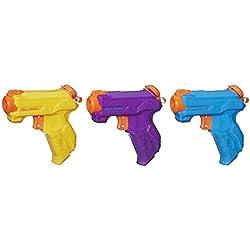 Super Soaker Nerf Zipfire Multipack, pistola de agua (Hasbro A9458EU4)