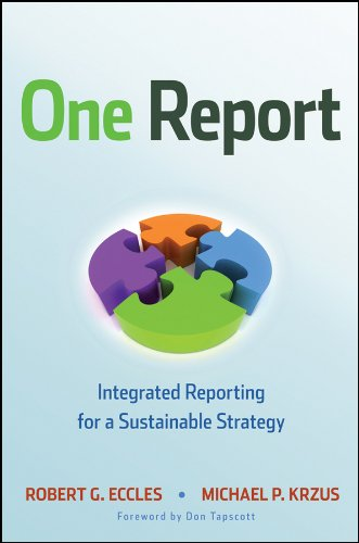 One Report por Robert G. Eccles