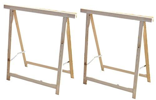 Holzklappbock Hohe Ausführung