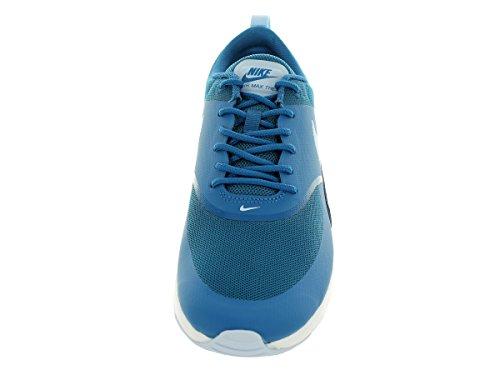 innovative design 23f79 39511 Nike - Air Max Thea, Azzuro Chaussures De Course À Pied Pour Femme ...