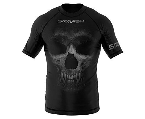 Smmash Reaper Manga Corta MMA BJJ UFC Deportes de Lucha