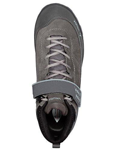 Vaude Unisex-Erwachsene Moab Mid STX Am Mountainbike Schuhe Grau (Iron 844)