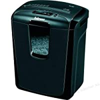Fellowes Shredder M-8C Cross Cut [FEL 4604101]