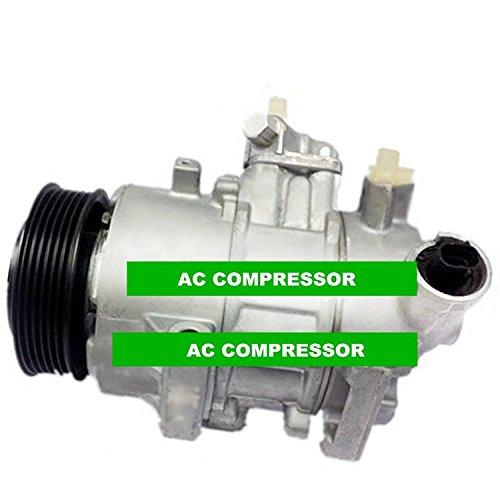 Gowe Klimaanlage Kompressor für 6seu14C Klimaanlage Kompressor für Auto Toyota Corolla 1.6L 88310-1A751447190-8502Toyota Corolla AC Kompressor mit Kupplung - Kupplung Kompressor Ac Mit