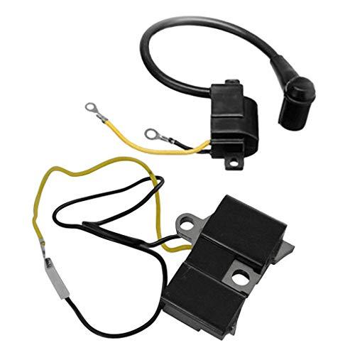 HomeDecTime Cavi Candela per Accensione Bobina Moto per OEM: 501 51 61-02