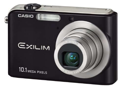 Casio EXILIM Zoom EX-Z1000 Digitalkamera (10 Megapixel) schwarz
