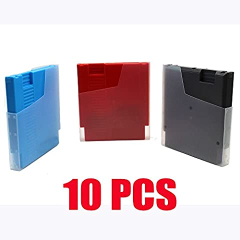 Childhood 10pcs Clear Carts Dust Proof Cover Case Sleeve Protector