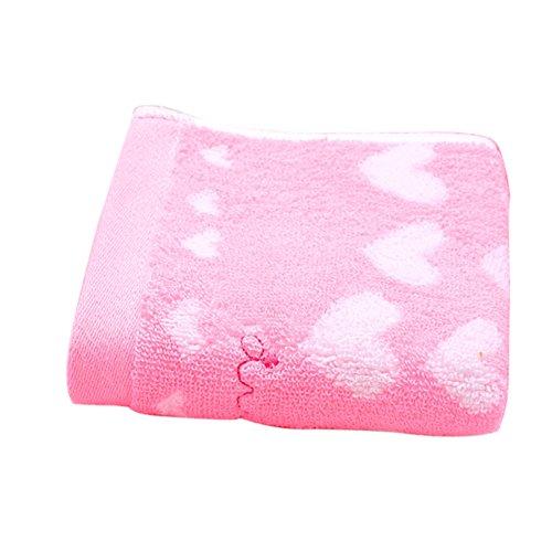 0Miaxudh Baby Handtuch 100% Baumwolle Handtuch (1