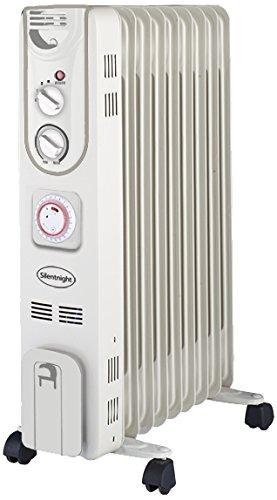 41i6JShAVTL - Silentnight 38160 Oil Radiator, 2000 W