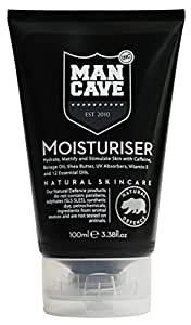 ManCave Natural Borage Face Moisturiser 100ml