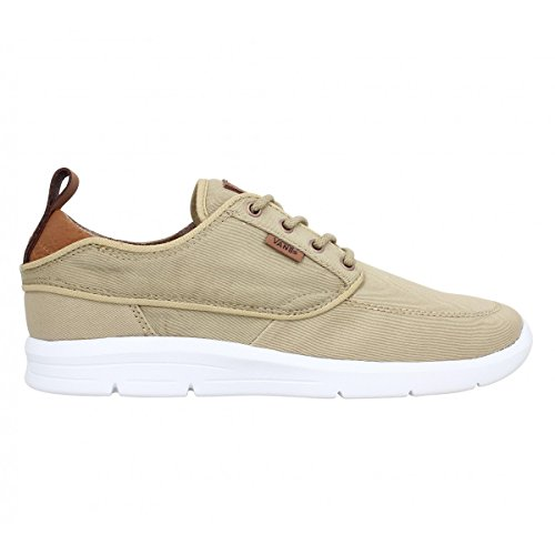 Vans Brigata Lite Plus, Baskets Basses Mixte Adulte Beige (T&L/Khaki/White)