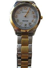 Pierre pantalones Bert hombre-reloj analógico de cuarzo Alloy SL34A202G04