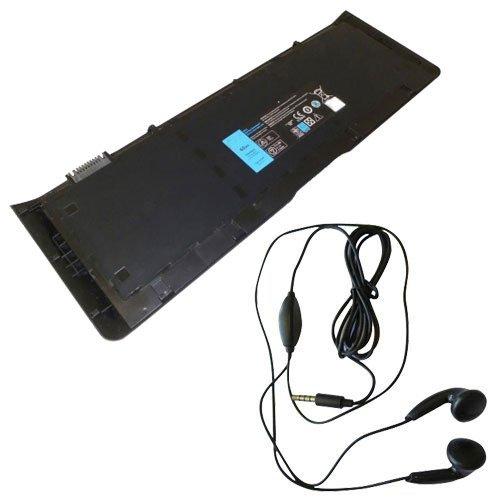 amsahr-DL6430U-03-Ersatz-Batterie-fr-Dell-Latitude-6430u-Ultrabook-312-1424-312-1425-Umfassen-Stereo-Ohrhrer-schwarz