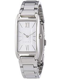 ESPRIT–ES107112002–Ladies Watch–Analogue Quartz–Silver Dial–Steel Bracelet Silver