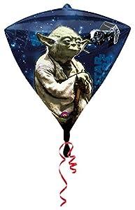 Star Wars - Globo 3D, con diseno de Yoda (Cefa Toys 15323)