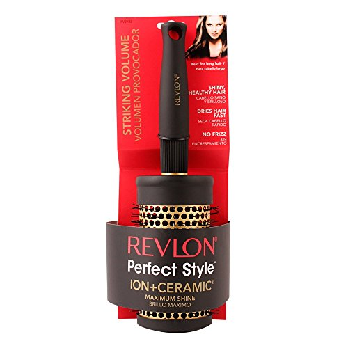 Revlon Perfect Style Thermal Round Brush, Large - 41i6R9xt7hL - Revlon Perfect Style Thermal Round Brush, Large