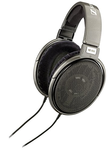 Sennheiser HD 650 Audiophile Open-Back Dynamic Headphones