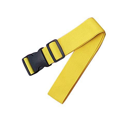 traline Koffergurt Verpackung Gürtel Adjustable Koffer Travel Safe Buckle Tie Mode Gepäck Zubehör Check-krawatte Tie