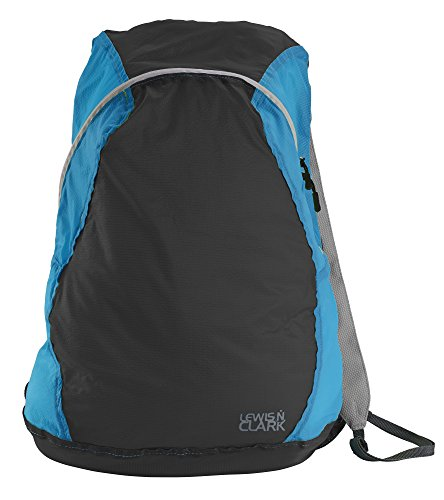 lewis-n-clark-electrolight-multipurpose-packable-lightweight-travel-backpack-charcoal-bright-blue-on