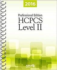 HCPCS 2016 Level II Codebook (Hcpcs Level II (American Medical Assn))