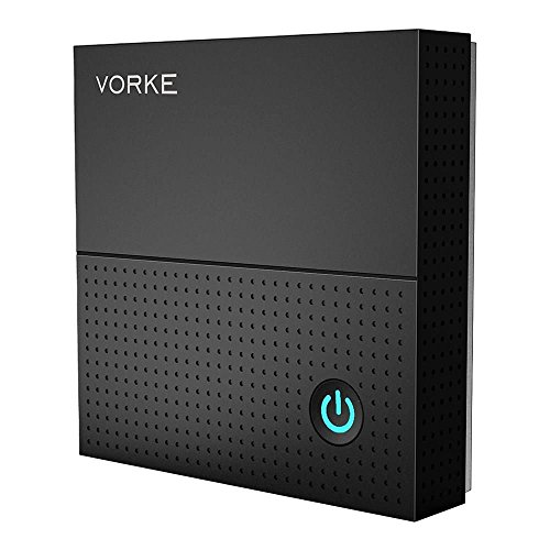 Android TV Box,VORKE Android 7.1.2 Amlogic S912 Octa Core 64 Bit 3GB 32G eMMC/ HDR/1000M LAN / Dual-Band WiFi / Bluetooth 4.1 H.265 4K Smart TV Box