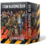 Edge Entertainment - Team Building Deck, expansión para Zombicide (ZG57)