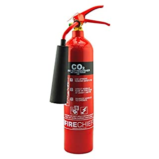 2kg CO2 Fire Extinguisher - BS EN3 | BAFE | CE Approved From A2Z Fire