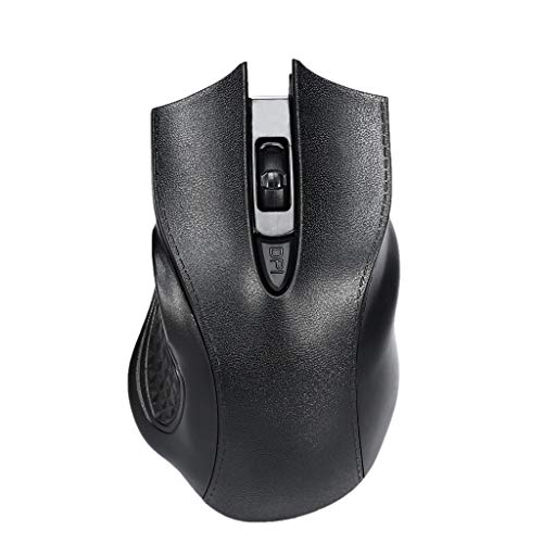 Price comparison product image Wireless Mouse Jaminy Wireless Bluetooth 3.0 1600DPI Optical Gaming Mouse Mice for Laptop