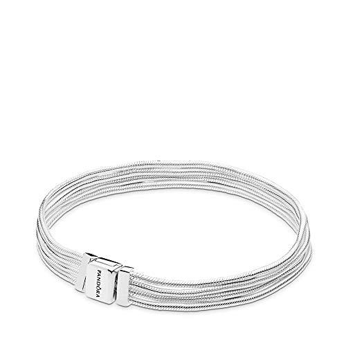 Pandora Damen-Armreifen 925_Sterling_Silber 597943-16