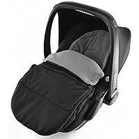 Asiento de coche para saco/Cosy Toes Compatible con Recaro Privia recién nacido asiento de coche delfín gris