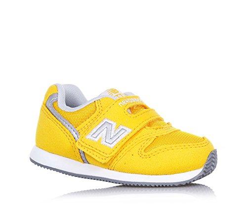 new balance amarillas niño