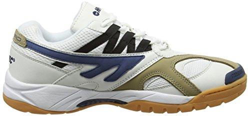 Hi-Tec Ad Pro, Chaussures de Fitness Homme Blanc (White/Navy 011)