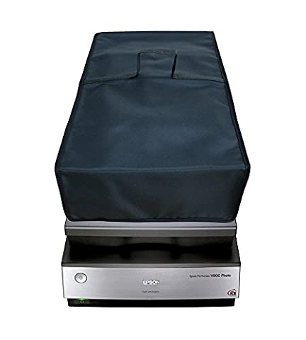 dreamerd Heavy Duty Nylon résistant imperméable poussière Couverture Case Protector Protection antistatique pour Epson Photo Scanner