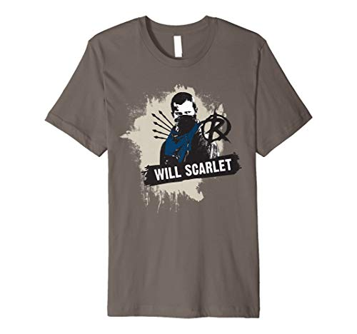 Robin Hood: Will Scarlet T-Shirt