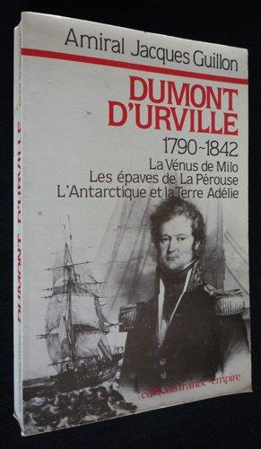Amiral dumont d'urville par Guillon Jacques