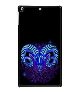 PrintVisa Aquarius High Gloss Designer Back Case Cover for Apple iPad 2 :: Apple iPad 3 :: Apple iPad 4