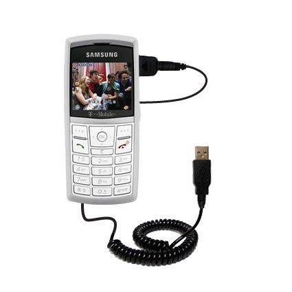 USB-Lade- und Datenkabel für Samsung SGH-T519 mit TipExchange Technologie