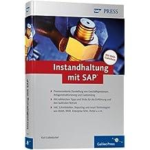 Instandhaltung mit SAP (SAP PRESS)