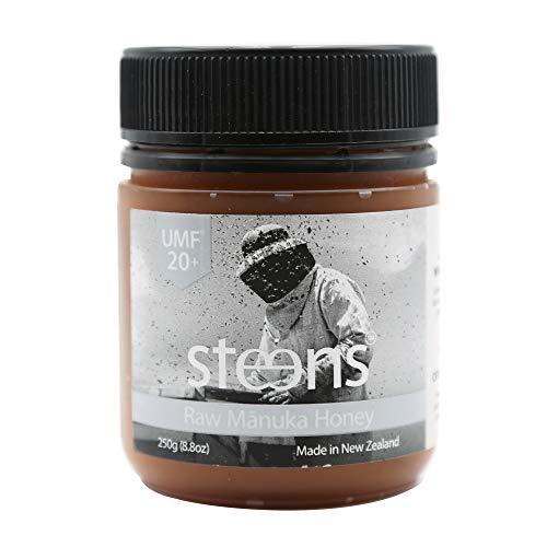 Steens Raw Manuka Honey UMF 20+ (MGO 829) 250g