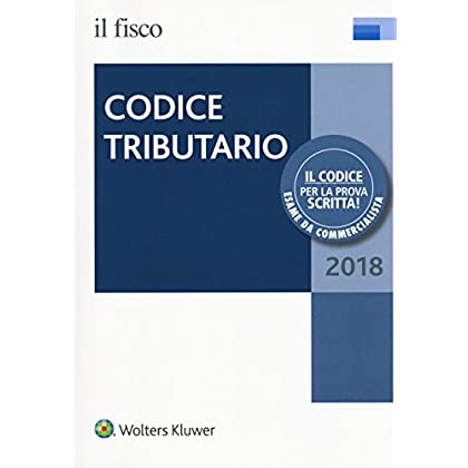 Codice Tributario 2018. Con Ebook