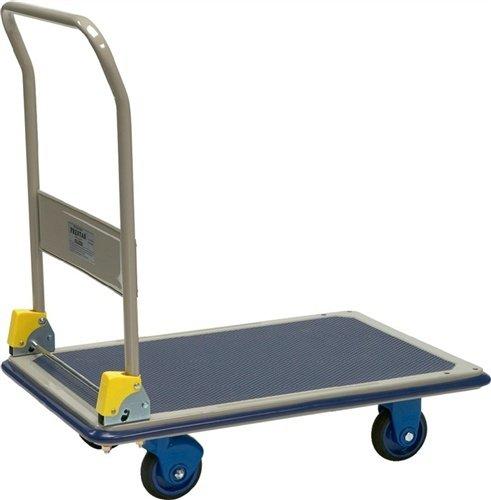 MATADOR Stahlrohr-Plattformwagen, Gewicht: 21,5kg, Abmessungen: 74,0 x 48,0 cm