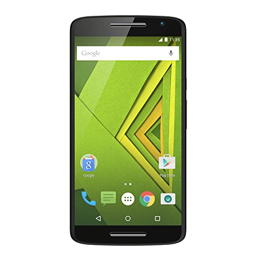 "Motorola Moto X Play - Smartphone libre Android (5.5"", Full HD, 4G, 2 GB RAM, 16 GB, 21 MP), color negro"