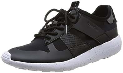 Calvin Klein Jeans Farrah, Chaussures de Fitness femme, Noir (Blk), 37 EU