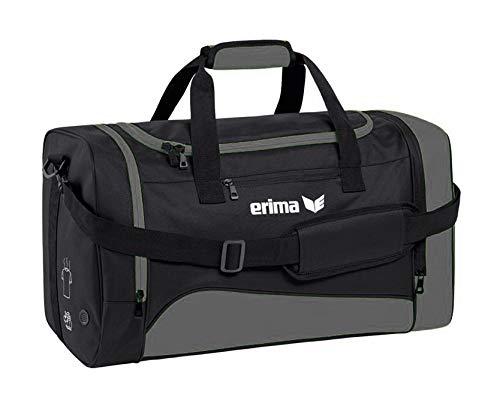 Erima Sporttasche grau/schwarz Gr. S