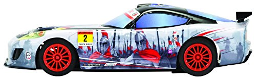 Scalextric c3839Team GT Lightning-Team GT Spartan (Comic Book)